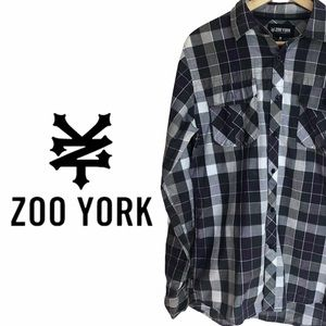 Zoo York- Excelsior Button Down Shirt